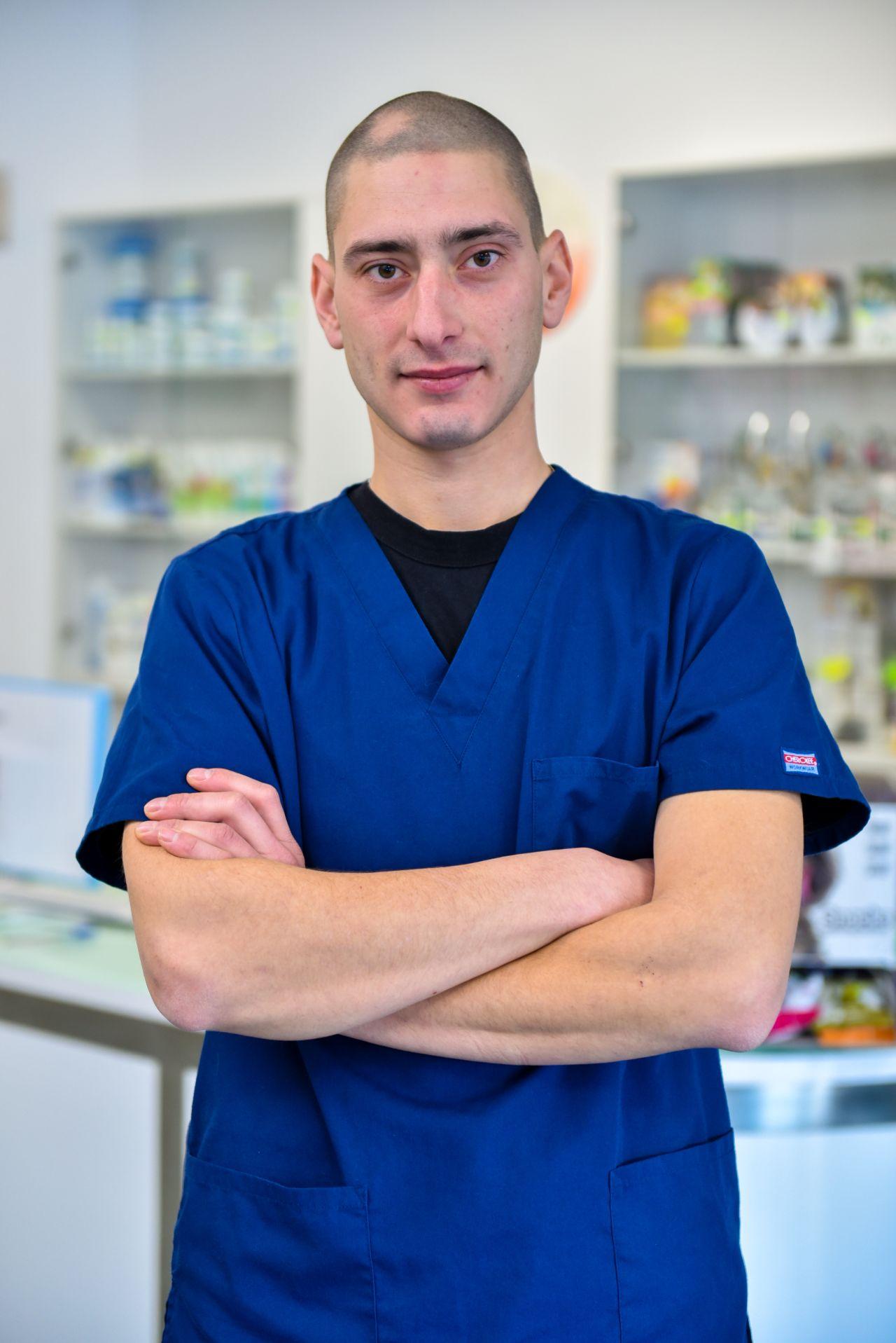 Д-р Стефан Котев